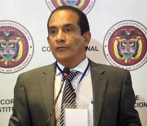 Rafael Manjarrez solicitó a Corte Constitucional reparación de su buen nombre tras ataques de Rafael Ricardo Barrios