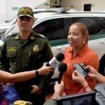 Secretaria del Interior del Magdalena, aseguró que estará atenta a situaciones de orden público también en Santa Marta