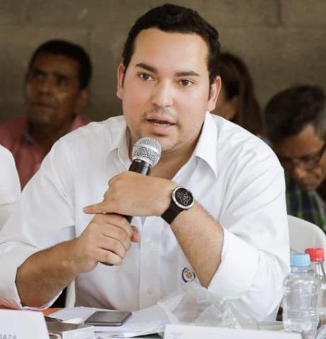 Renunció el Viceministro del Interior, Juan Manuel Daza para asumir la curul de Samuel Hoyos en la Cámara