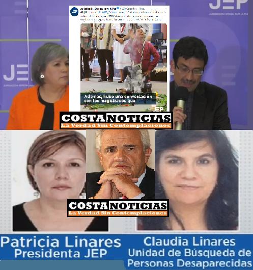 JEP adefesio jurídico, espurio, politiquero, derrochón y corrupto. Por: Duván Idárraga