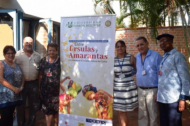Unisimón en  Curso de la Escuela Doctoral de la RED-HILA realizado en Cuba