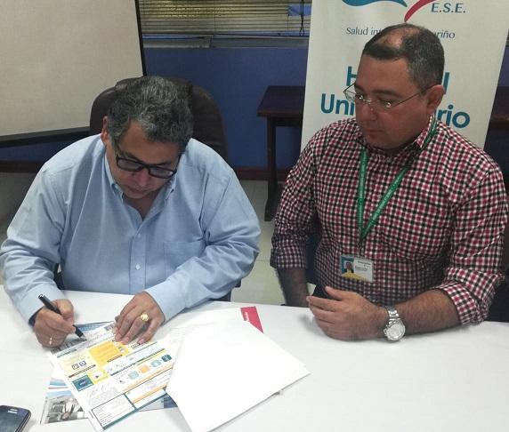 Hospital Universitario Cari empieza a mostrar frutos, con el pago del consumo corriente del servicio de energía