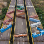 Incrementan las hostilidades del régimen de Nicolas Maduro en la frontera en el Puente Internacional Tienditas