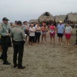 Generar un turismo sano, propósito de las autoridades en el Atlántico