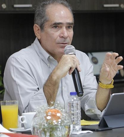 Francisco Posada Carbó, nuevo director ejecutivo de Atlanticonnect