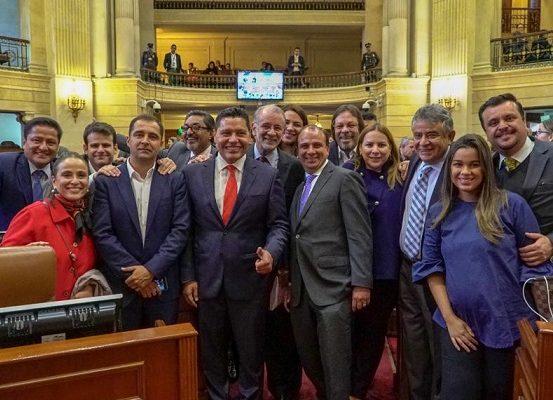 Cámara de Representantes aprobó texto conciliador de Ley de Regiones