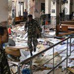 Estado Islámico se adjudica los actos terroristas en Sri Lanka que ya suman 321 muertos. 40 capturados. División en el Gobierno obstáculo para actuar previamente