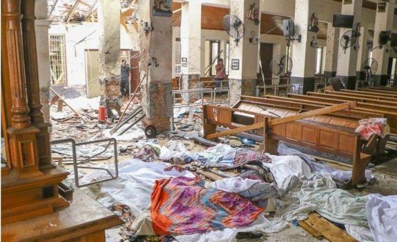 En los términos más enérgicos USA condenó los ataques terroristas en Sri Lanka. Varios estadounidenses entre los muertos