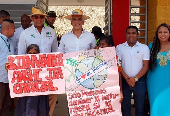 Declaran nueva área protegida en el Caribe colombiano