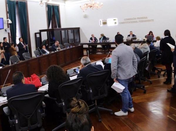Pasa primer debate en Comisión Primera de Senado, Acto Legislativo que busca castigar con penas severas abuso sexual de cobijados por Santos en el Acuerdo con las Farc