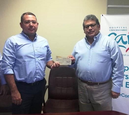 Hospital Universitario Cari mantiene sus pagos corrientes