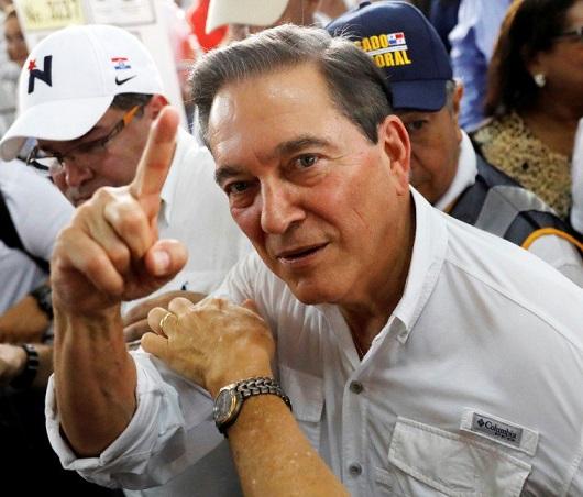Panamá eligió este domingo Presidente a Laurentino Cortizo, Revolucionario aliado de Daniel Ortega y Nicolás Maduro