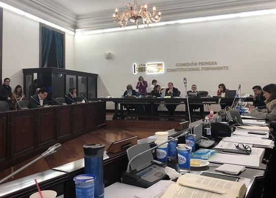 Pasa primer debate la Reforma a la Justicia. A pesar del Cartel de la Toga y los escándalos de corrupción la Minjusticia insiste en acudir a las Cortes