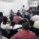 El ICA y la Gobernación del Atlántico en equipo para frenar el HLB de los cítricos en el departamento