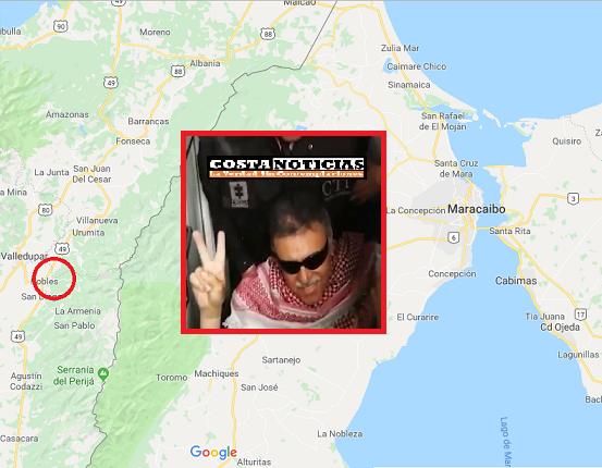 Jesus Santrich se habría dado a la fuga este sábado desde la ETCR de Tierra Grata, en La Paz, Cesar, colindante con Venezuela
