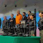 Iniciativa de vigilancia con drones con ayuda de inteligencia y contrainteligencia detectará el delito y los criminales con precisión, lo que fortalecerá la seguridad de Bogotá