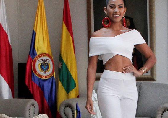 Soledeña Linda Isabel Gómez representará al Atlántico en el Reinado Nacional del Mar