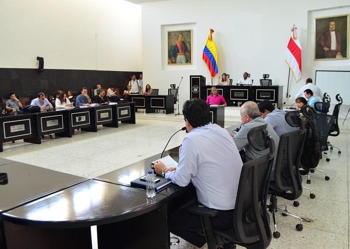 Pasan a segundo debate en la Asamblea dos proyectos de mejoramiento vial para el Atlántico