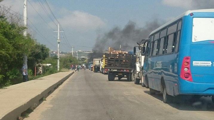 Inseguridad y delincuencia de todo orden en Barranquilla