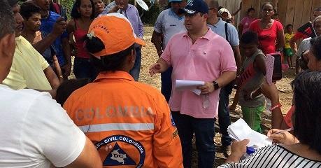 Senador Araújo pide a las autoridades de Cartagena implementar medidas para mitigar impacto del cambio climático