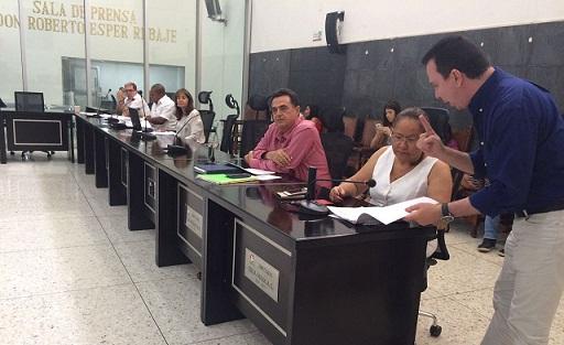 Asamblea aprueba, en segundo debate,  presupuesto del Atlántico por $891.391 millones para 2017