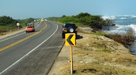 Cerrada la calamidad pública ocasionada por erosión costera en km 19 y sequía en el Magdalena