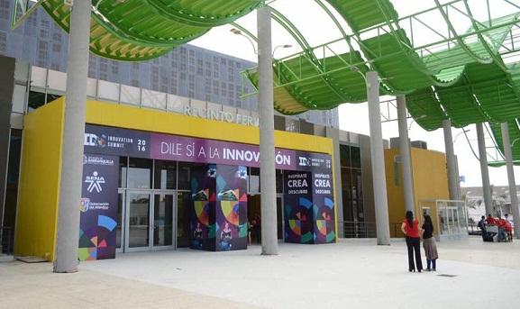 Inicia en Centro de Eventos Puerta de Oro, cumbre de innovación y emprendimiento del Caribe