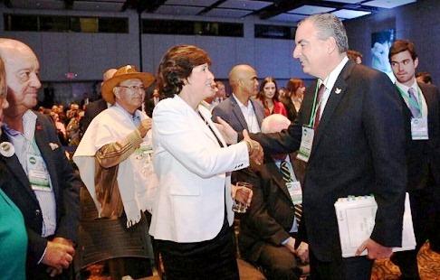 Culminó en Bogotá el primer foro ganadero de la alianza NFG