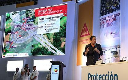 En Cartagena Vargas Lleras presentó la segunda fase del Plan Maestro de Transporte Intermodal
