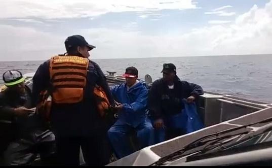 Armada incauta en el pacífico cerca de 1 tonelada de narcóticos, con un valor en el mercado ilegal de droga por encima de los 12 millones dólares