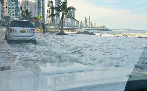 Mega-Espolones para combatir el oleaje en Cartagena: Bueno, Bonito y Barato, pero y los estratos bajos qué?