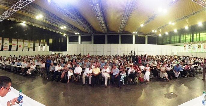 Inició hoy jueves y continúa este viernes el 35° Congreso de Fedegán, en Barranquilla