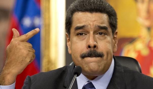 USA soporta en el largo historial de Maduro la orden ejecutiva de sanciones contra su régimen dictatorial