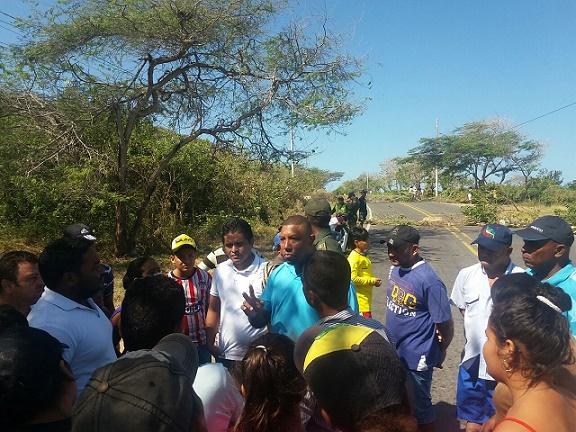 Este domingo bloqueos y accidentes en Puerto Colombia: Cierre de la vía al mar a la altura de Salgar