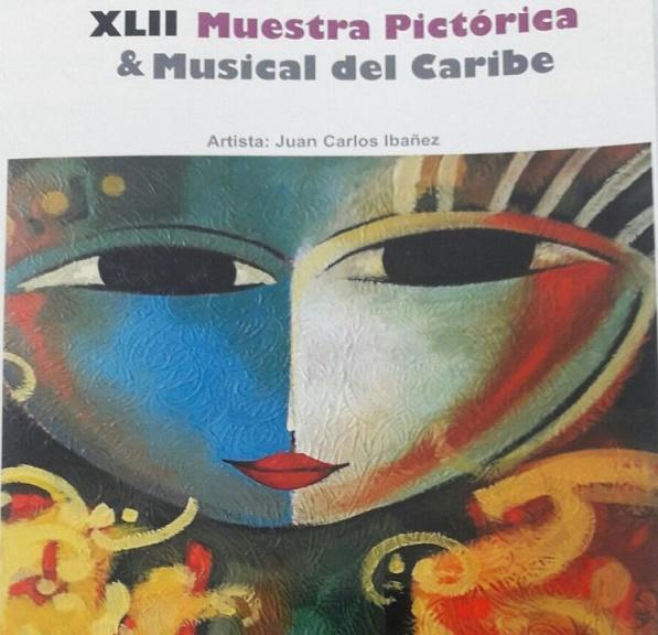 Versión 42 de la Muestra Pictórica & Musical del Caribe, desde el próximo viernes en Galería de Arte Plaza de la Paz