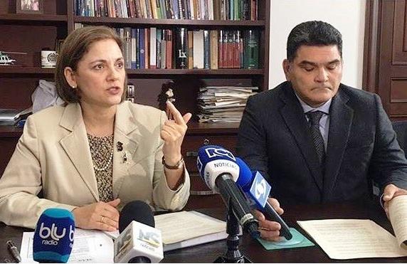 El Centro Democrático radicó proyecto de ley que busca hacer efectiva la lucha contra la corrupción