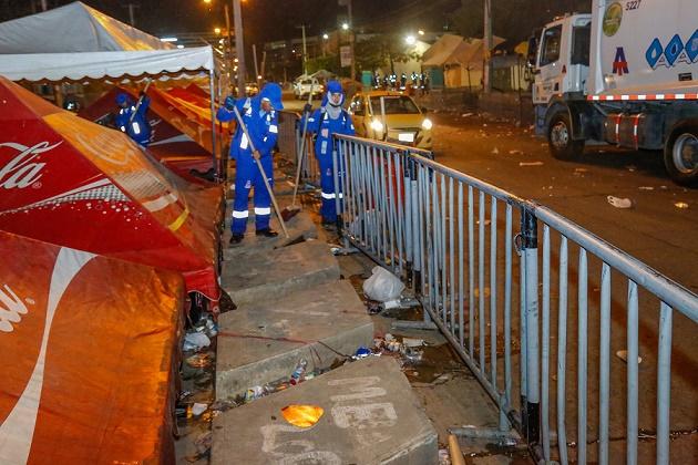 Terminada la concesión del aseo en el distrito de Barranquilla. Por: Jorge Vergara Carbó