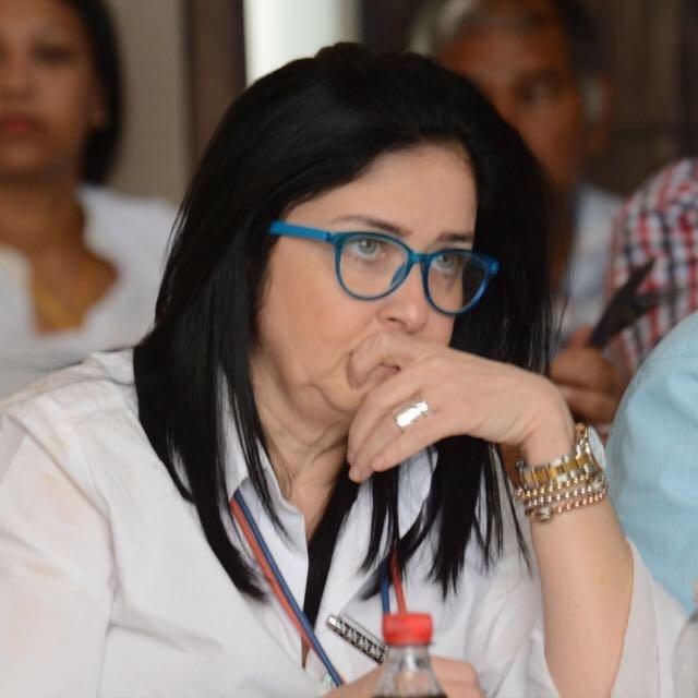Quienes golpean a las mujeres No pueden representarlas, Inés López en el Congreso hará el debate