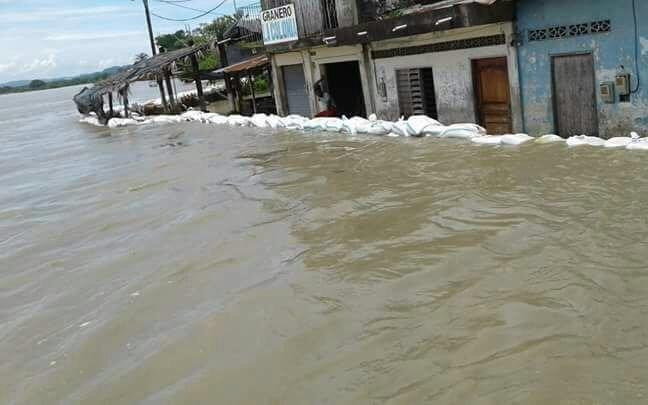 Trabajos en Guaranda y en toda La Mojana, han sido insuficientes, 8 municipios de Sucre declararon la calamidad pública