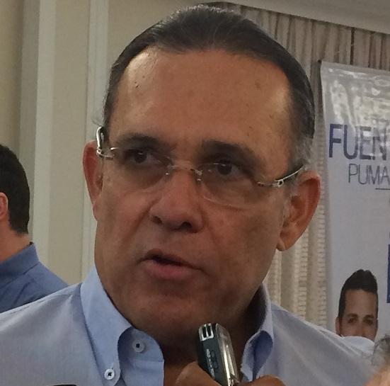 Subversivos de las Farc no deben participar en actos políticos hasta que no haya terminado el proceso y entreguen las armas: Efraín Cepeda