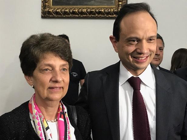El Congreso eligió a Cristina Pardo y a Carlos Bernal nuevos magistrados de la Corte Constitucional