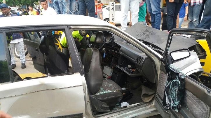 atraco-accidente-calle-79