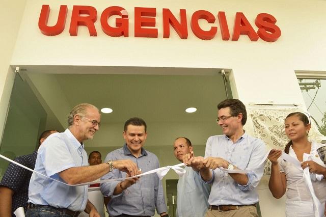 Inicia fase de construcción de 4 nuevos hospitales municipales en Campo de la Cruz, Malambo, Manatí y Candelaria en el Atlántico