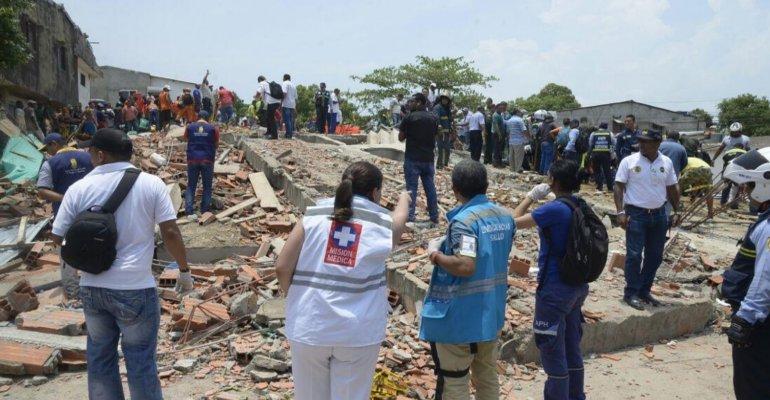 Ministerio Público solicitó al Tribunal de Bolívar medidas contra las construcciones ilegales en Cartagena