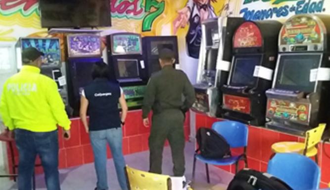 Pacto con Coljuegos por la Legalidad en Atlántico: Retiran 44 máquinas tragamonedas ilegales en Soledad y Malambo
