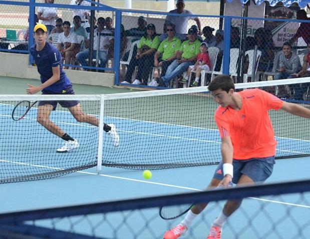 Gobierno Ovalle y Federación Colombiana de Tenis definen deportistas que asumirán la III Copa Gobernación del Cesar