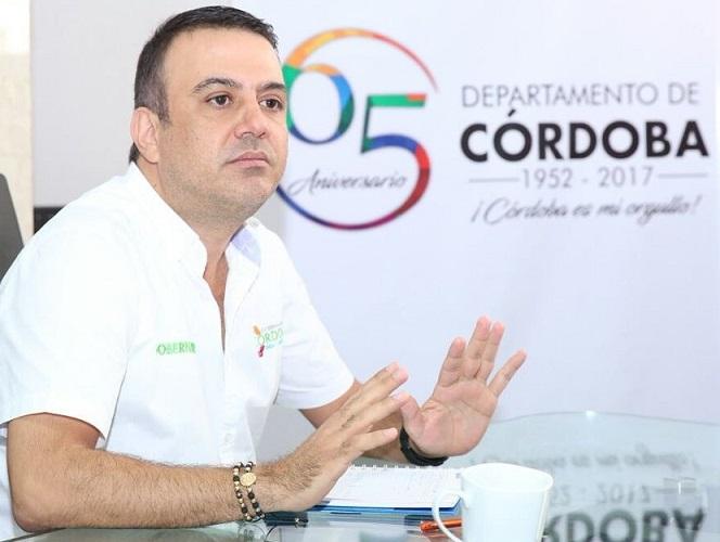 Con 12 años Procuraduría sancionó con destitución e inhabilidad al exgobernador de Córdoba, Edwin Besaile Fayad