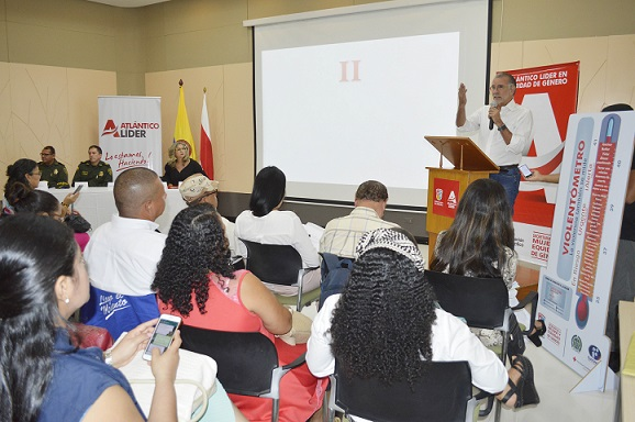 6 departamentos del Caribe se unen para bajar los índices de violencia contra la mujer