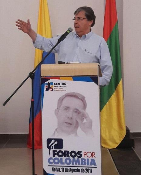 Con estímulos del Plan Cosechar, Carlos Holmes Trujillo, reactivará la confianza en el país y desarrollará la economía cafetera y la agroindustria