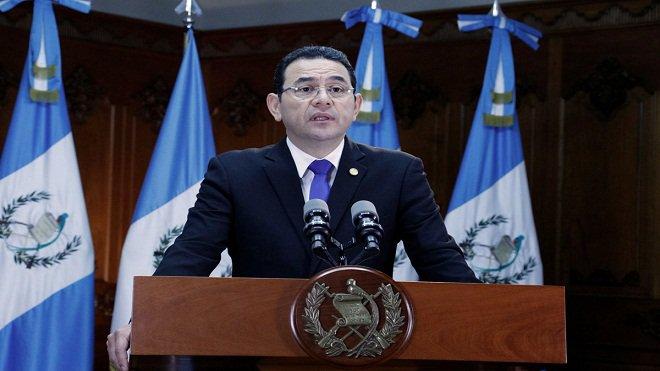Jimmy Morales rechaza la intromisión de la Corte en el fuero presidencial: Iván Velasquez, se va de Guatemala. Corte viola la Constitución